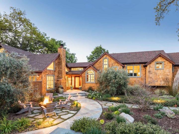 115 Lake Rd Portola Valley CA Home. Photo 2 of 33