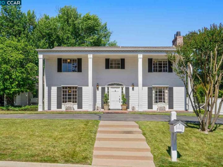 3145 Oakwood Ln Alamo CA Home. Photo 1 of 38