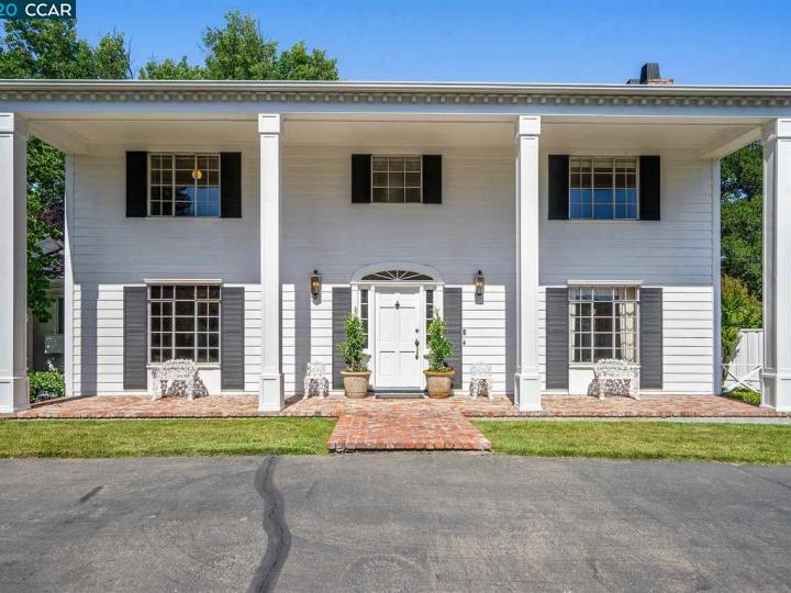 3145 Oakwood Ln Alamo CA Home. Photo 2 of 38