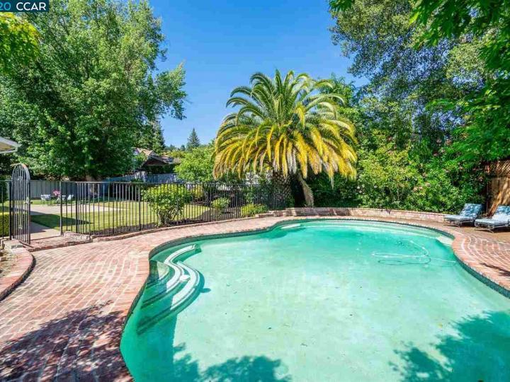 3145 Oakwood Ln Alamo CA Home. Photo 34 of 38