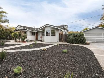 1121 Holmes Ave Campbell CA Home. Photo 1 of 15