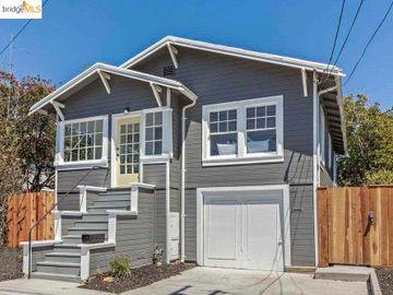 1437 Neilson, Westbrae, CA
