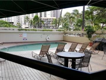 Royal Aloha condo #203. Photo 2 of 7