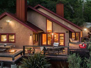 2562 Glen Canyon Rd Santa Cruz CA Home. Photo 4 of 40