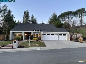 438 Bolero Dr, Danville Crest, CA