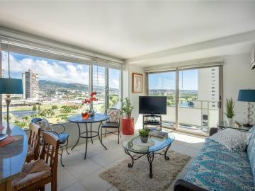 445 Kaiolu St unit #PH 1211, Waikiki, HI