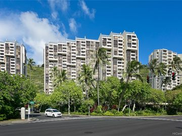 501 Hahaione St unit #1/17H, Hahaione-Lower, HI