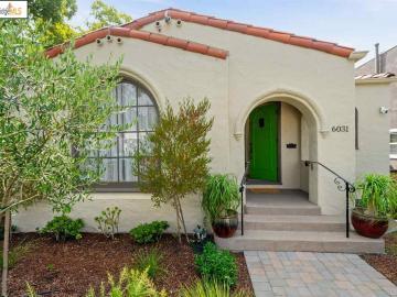6031 Monadnock Way, Millsmont Area, CA