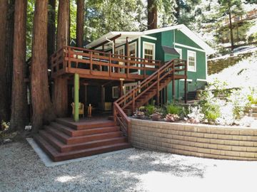 710 Scenic Way, Ben Lomond, CA